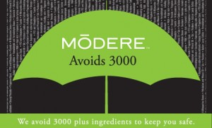 modere avoids 3000 - umbrella